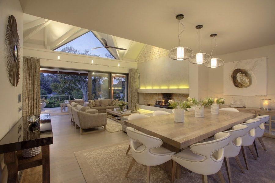 High Constantia Living Room