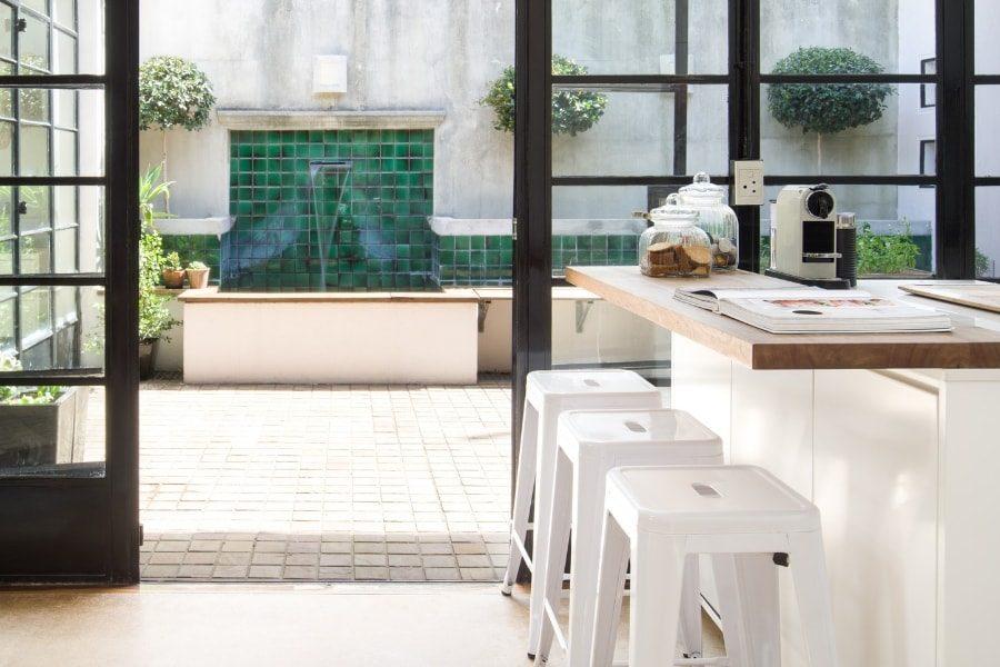 Kloof Street House Kitchen