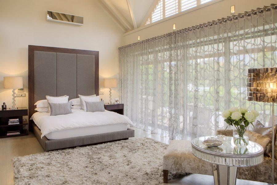 High Constantia Bedroom